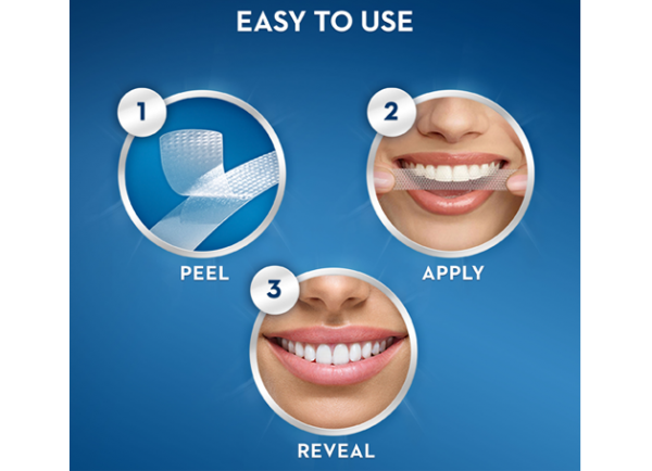 Buy Crest 3d White Professional Effects Teeth Whitestrips
